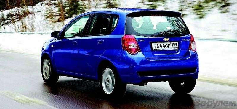 Peugeot 207, Chevrolet Aveo, Skoda Fabia: Кавалеры приглашают дам— фото 93094