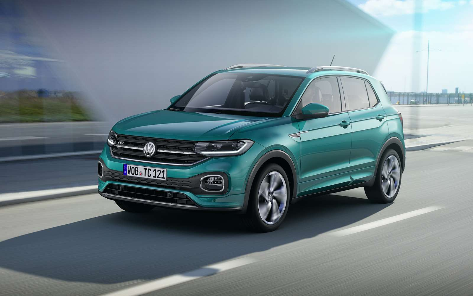 Новый кроссовер Volkswagen: онпоявится вРоссии!— фото 918190