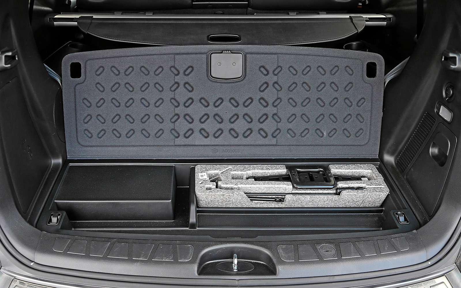 Mitsubishi Pajero Sport иKia Mohave— сравнительный тест настоящих внедорожников— фото 769895