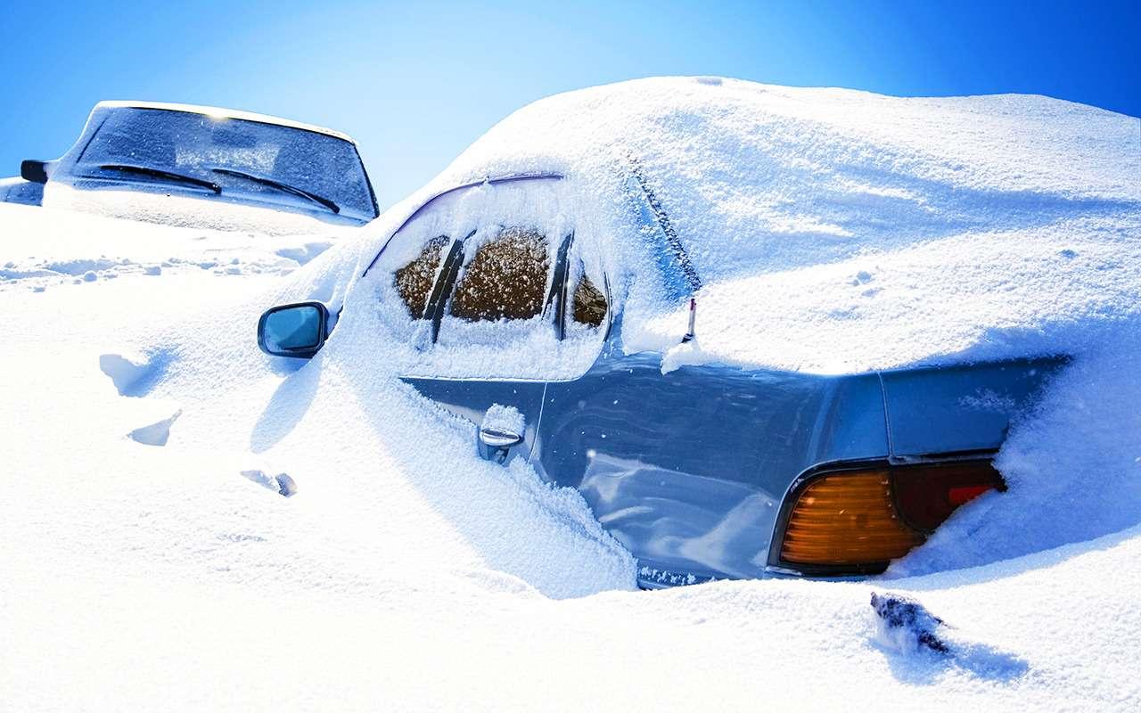 Чтосломается увашей машины этой зимой— 9неприятностей— фото 815833