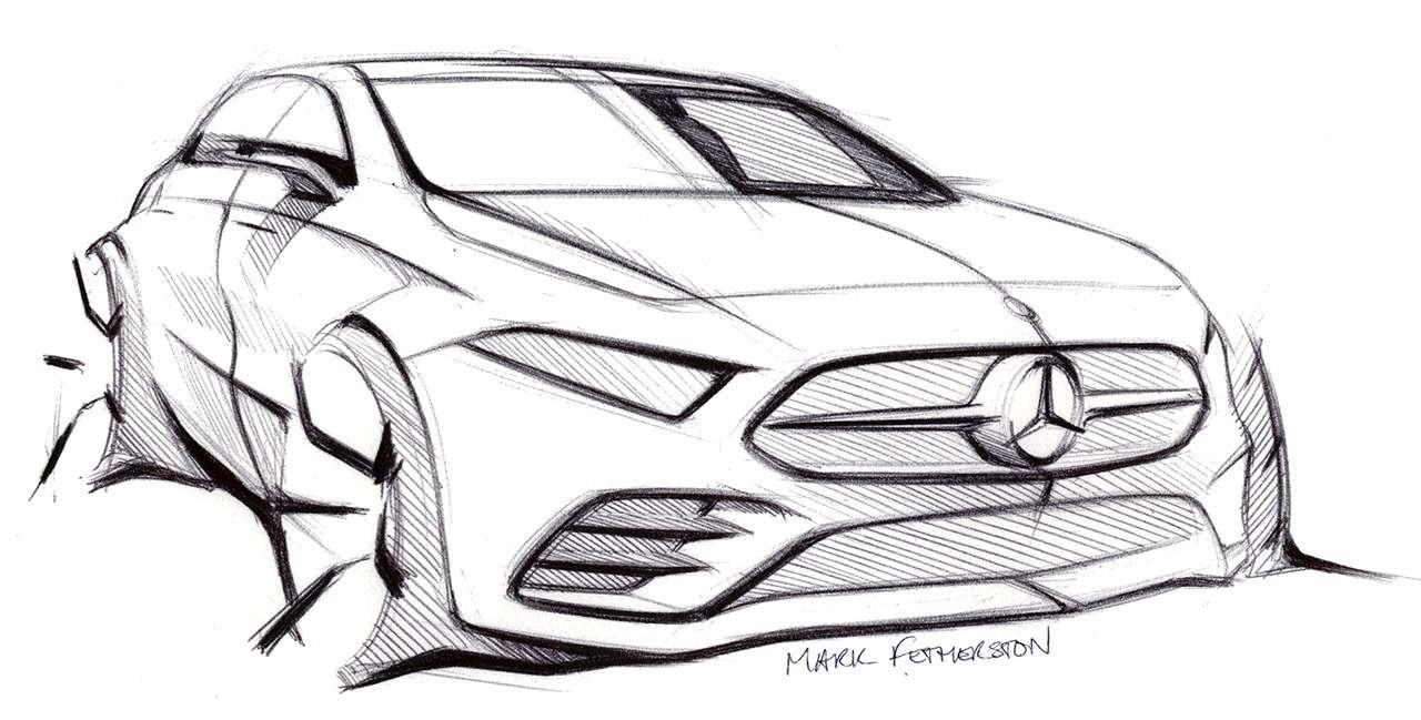 Новый Mercedes-Benz А-класса— первая встреча— фото 853345