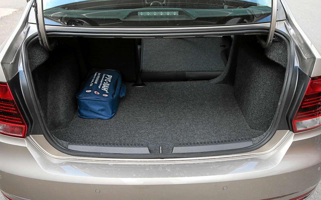 Дорогой Volkswagen Polo или дешевый Ford Focus: что выбрать?— фото 840165