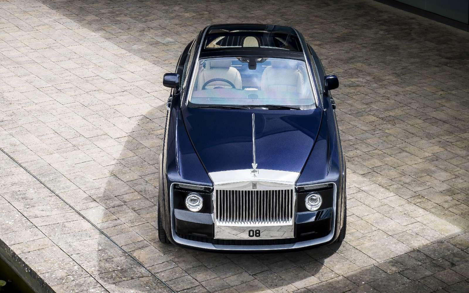 Rolls-Royce Sweptail: хозяин заплатил занего «страшную» цену— фото 757949