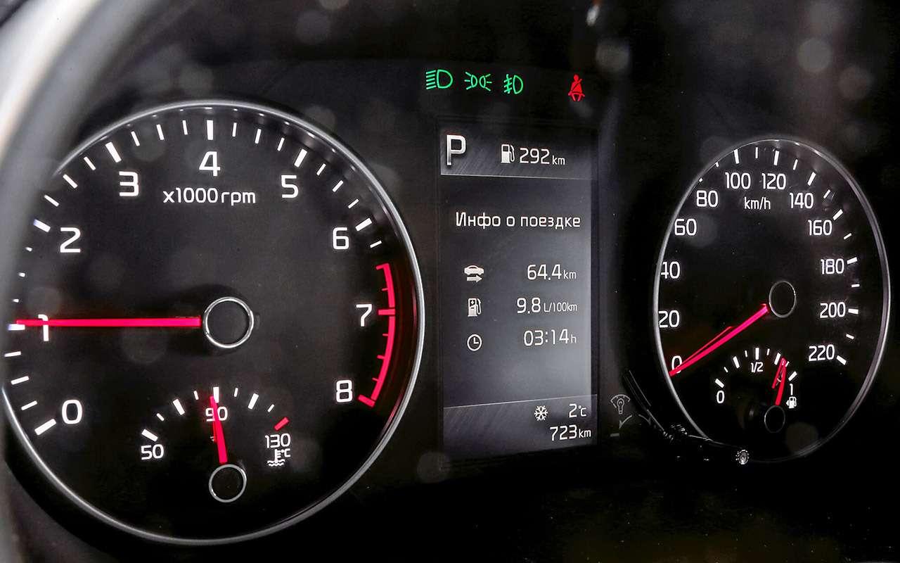 Обновленный Kia Picanto: Ока XXI века— фото 1252311