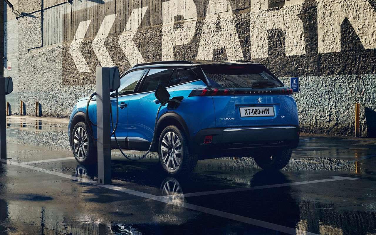 Peugeot представил конкурента Kia Seltos— фото 981305