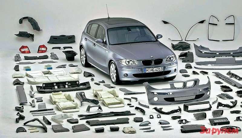 Прошлото время, когда продукты рециклинга прятались вневидимых глубинах авто. Нынешние технологии позволяют делать извторсырья даже внешние детали салона люксовых моделей.