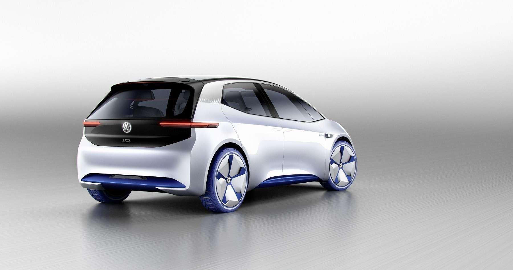 Бестселлер нового мира: Volkswagen намекнул набудущий электрокар— фото 641352