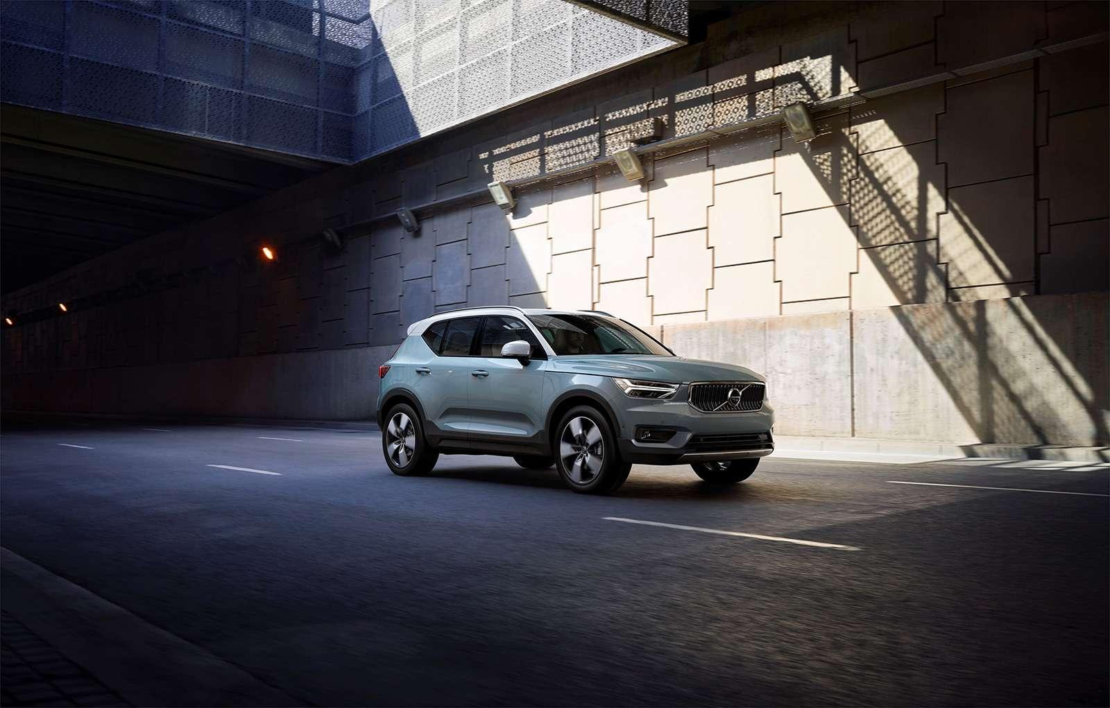 Volvo XC40: теперь про него известно все!— фото 797039