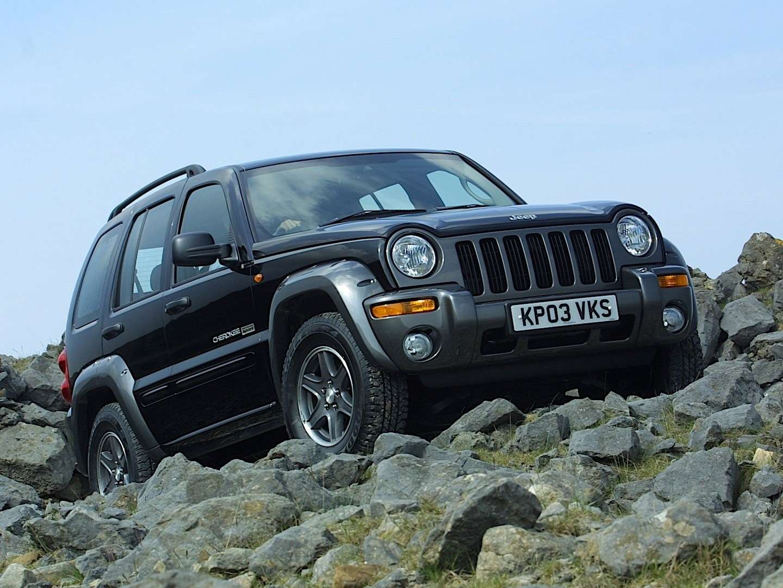 Jeep Cherokee 2019: первый тест-драйв— фото 910130
