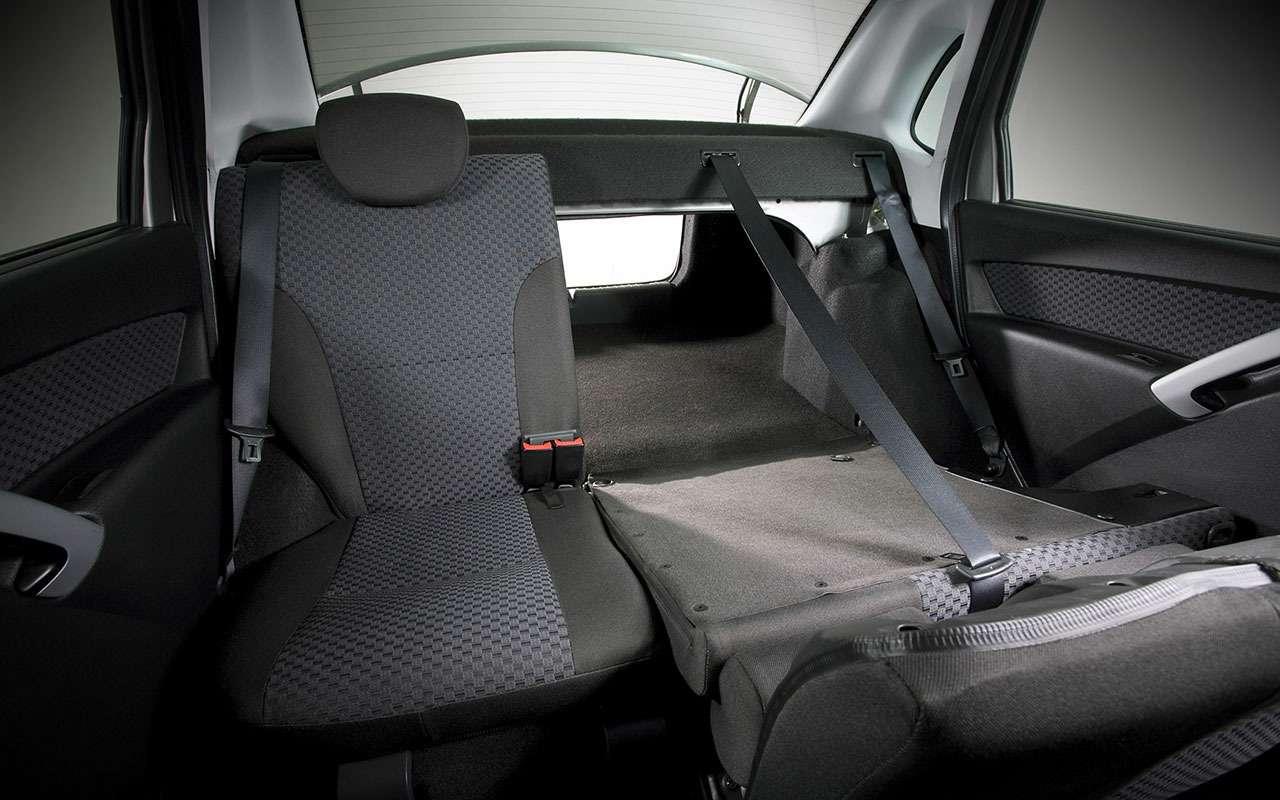 Лада Гранта или Ravon Nexia: выбираем дешевый седан— фото 826353