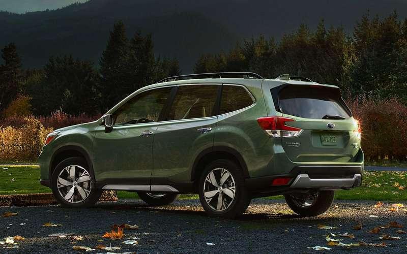 Новый Subaru Forester для России: «За рулем» узнал все цены и комплектации