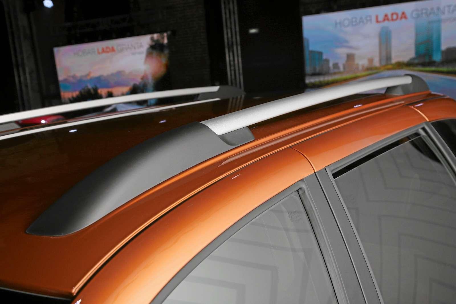Обновленная Lada Granta представлена официально. Инет, она неподорожала!— фото 899821