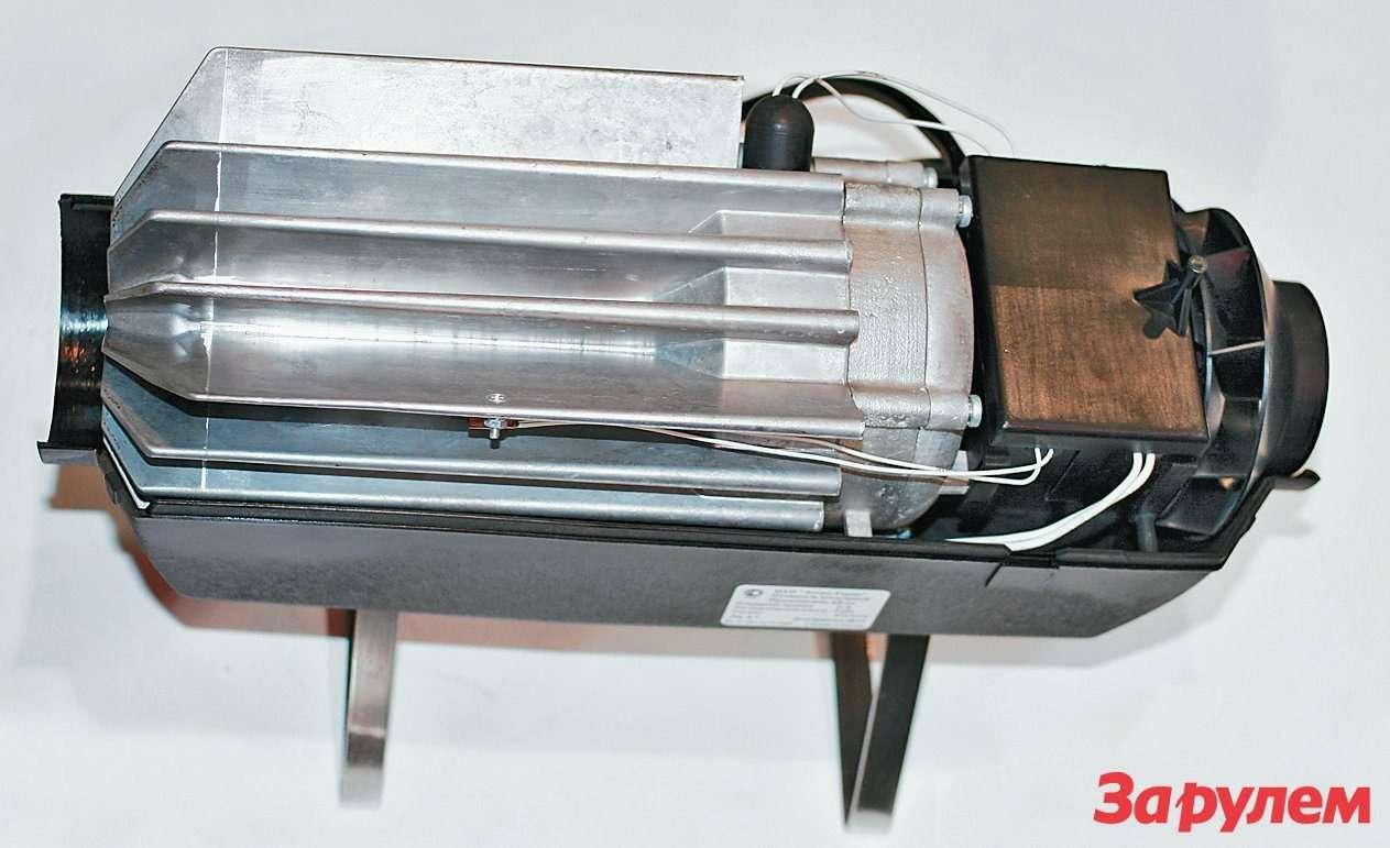 «Прамотроник» изРжева оснащен цельнолитым алюминиевым теплообменником сполыми ребрами