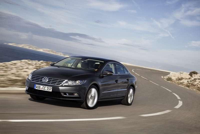 Derneue Volkswagen CC