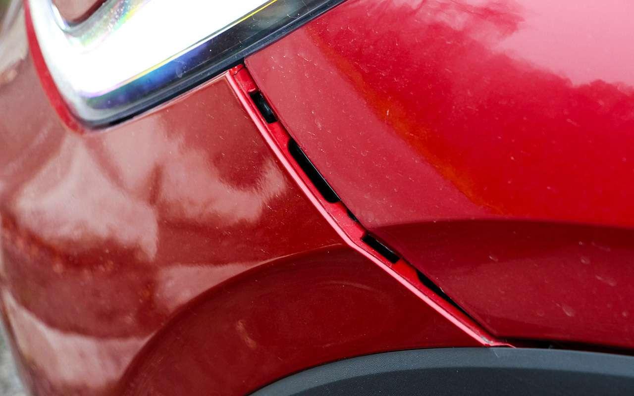 Renault Arkana после 15000км: досадные неполадки— фото 1066765