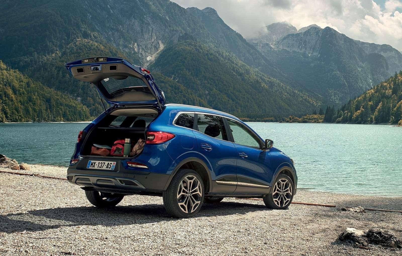 Renault обновила свой кроссовер дляЕвропы— фото 904229