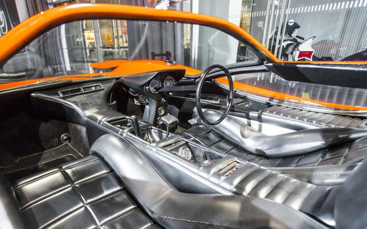 Продается: 100-сильный (!) суперкар изфильма «Заводной апельсин»— фото 1157891