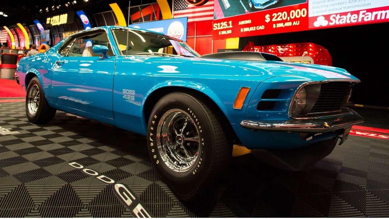Дорогой наш Ford Mustang: четверть миллиона долларов залегенду— фото 648781
