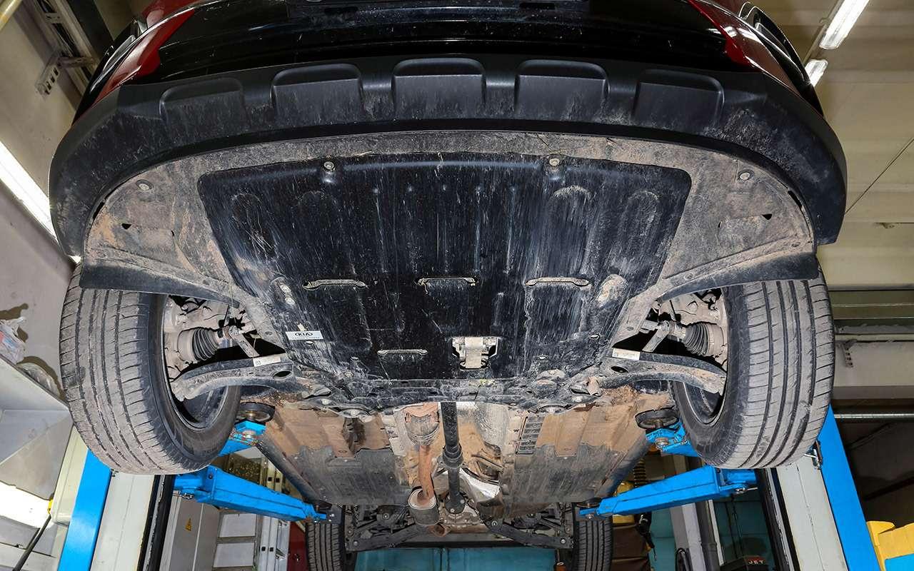 Renault Arkana, Nissan Qashqai, Kia Sportage: проверка бездорожьем иасфальтом— фото 1009951