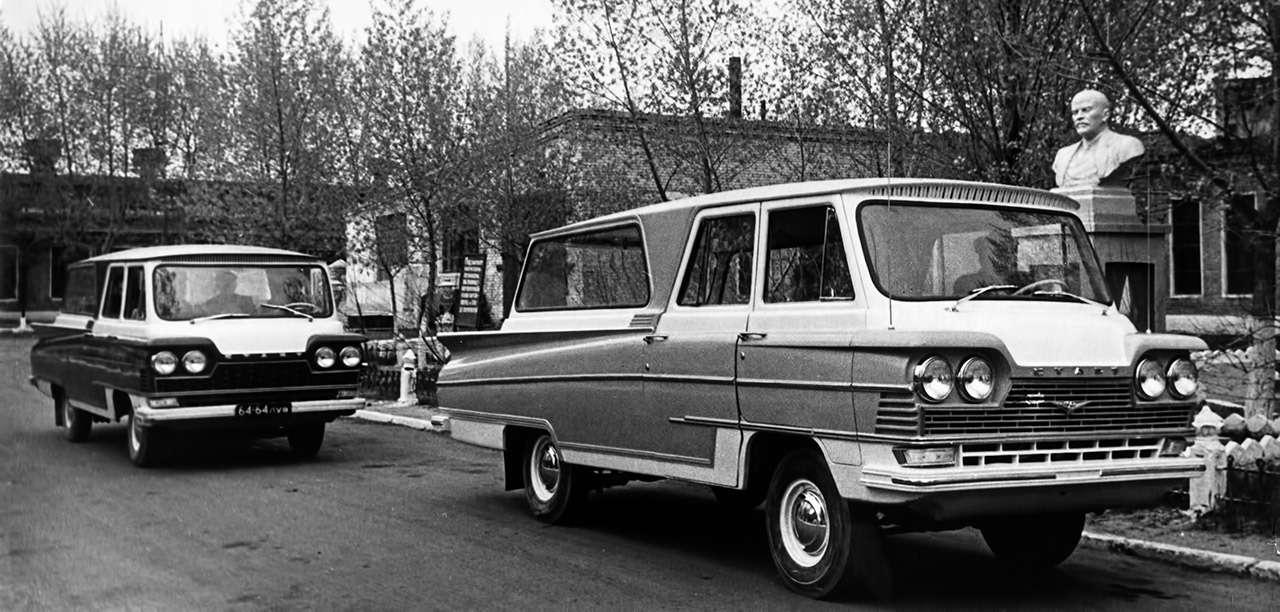 Гибрид УАЗа сГАЗом идругие малоизвестные серийные автомобили СССР— фото 933360