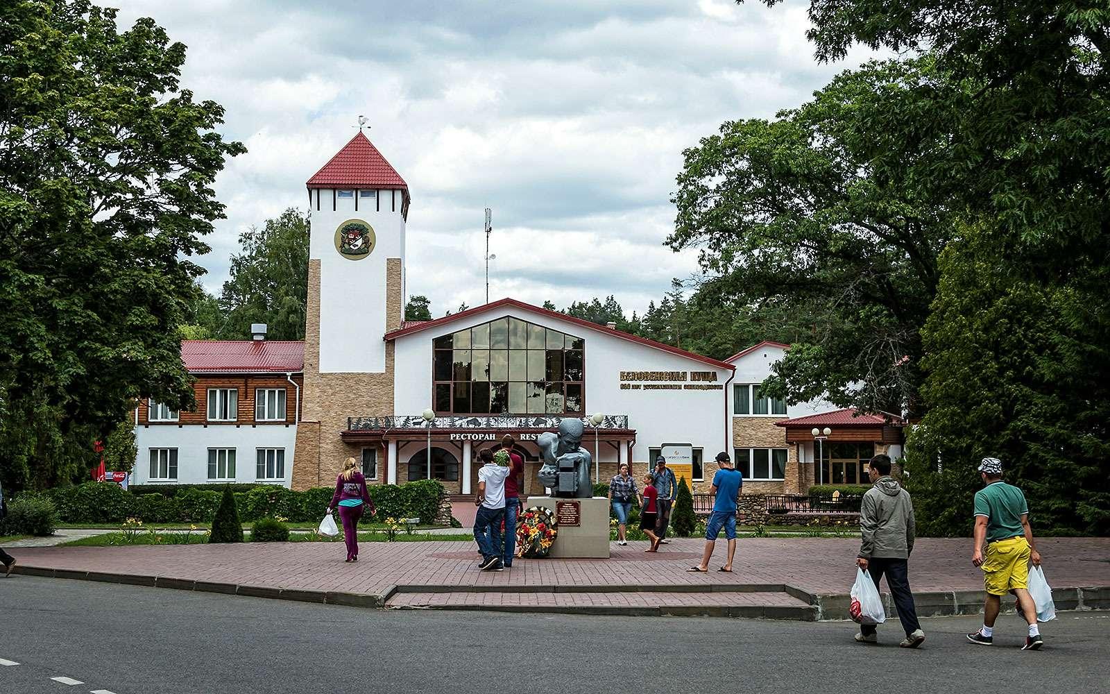 Путешествие вБелоруссию: дворцы, колхозы и…казино— фото 776112