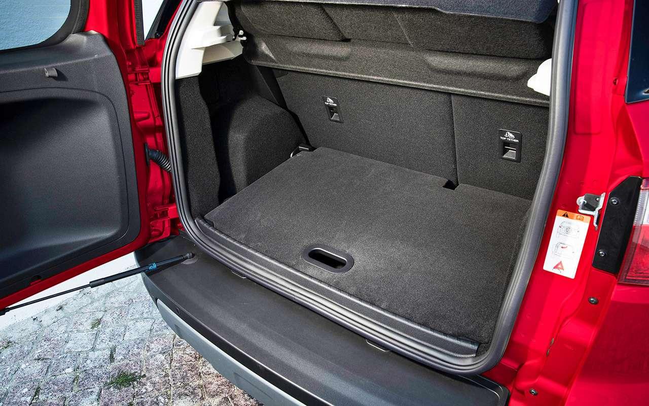 Обновленный Ford EcoSport— тест-драйв «Зарулем»— фото 838850