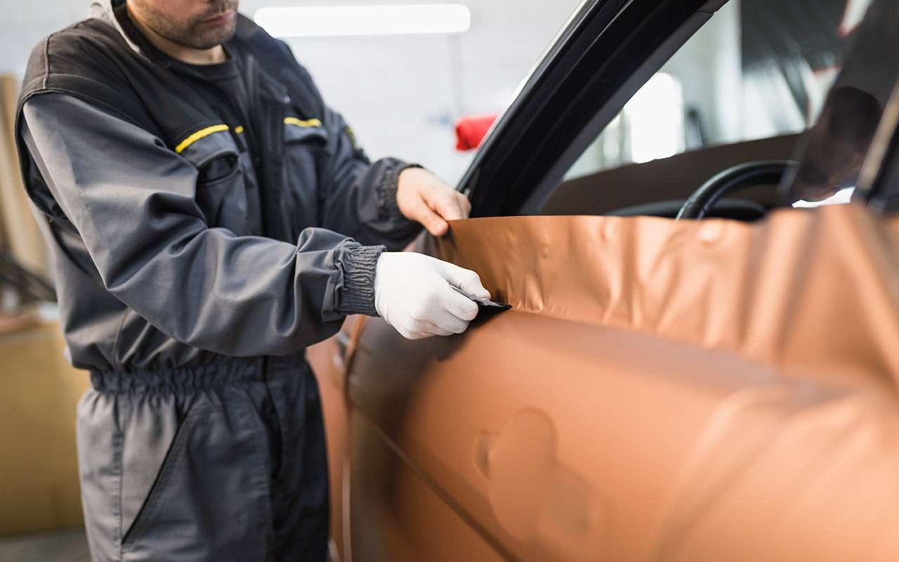 5 способов защитить кузов вашего авто: отдиких долюксовых— фото 1238184