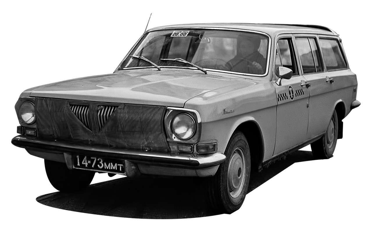 Самый желанный автомобиль вСССР: тест недоступной Волги— фото 992080