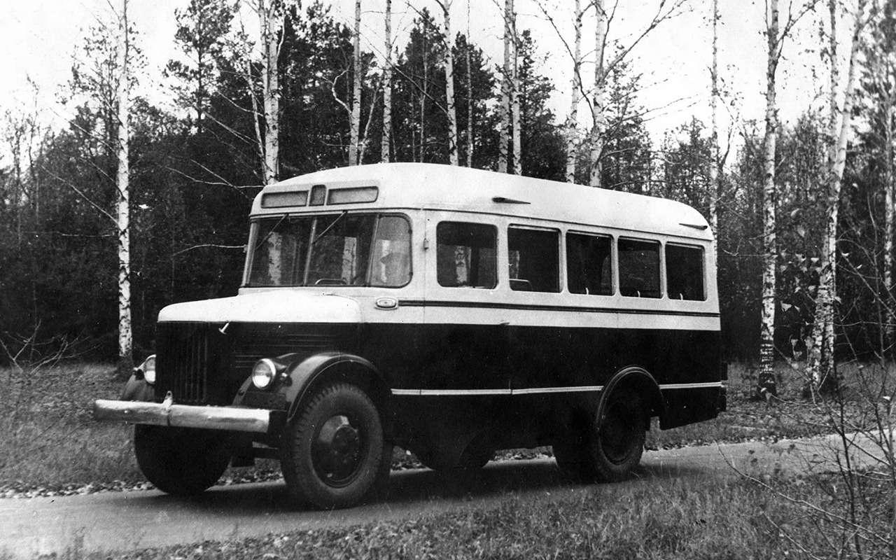5 забытых советских автобусов, откоторых тепло надуше— фото 1271476