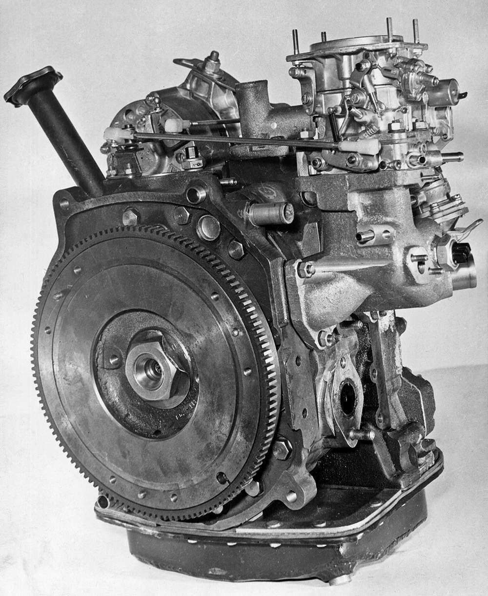 Роторный двигатель: между прошлым ибудущим— фото 667515