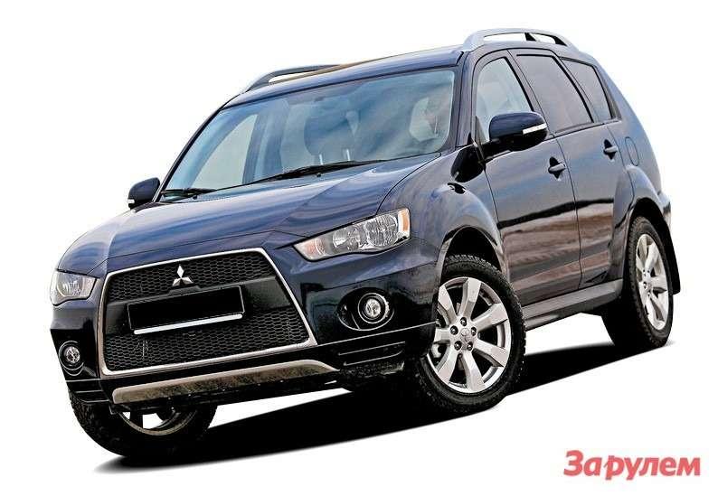 Mitsubishi Outlander XL2010