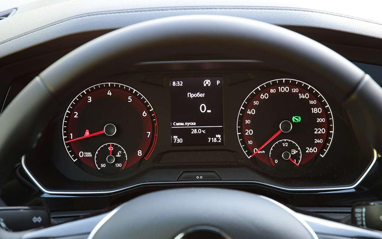 Новый седан Volkswagen Jetta: первый тест-драйв!— фото 1007017