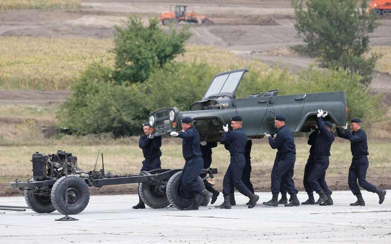 10 необычных армейских аппаратов. Сделано в России - фото 1162349