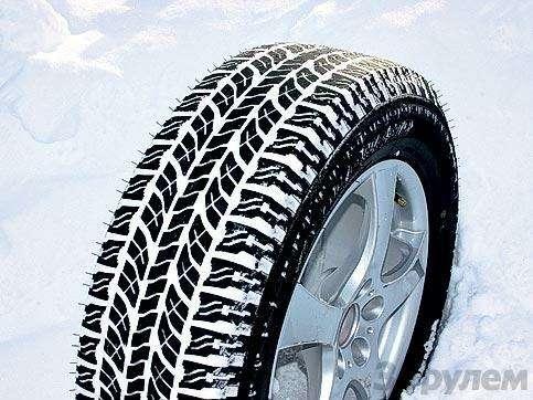 Спецтест: шины M+S, шиповки илипучки. Холодный расчет— фото 90705