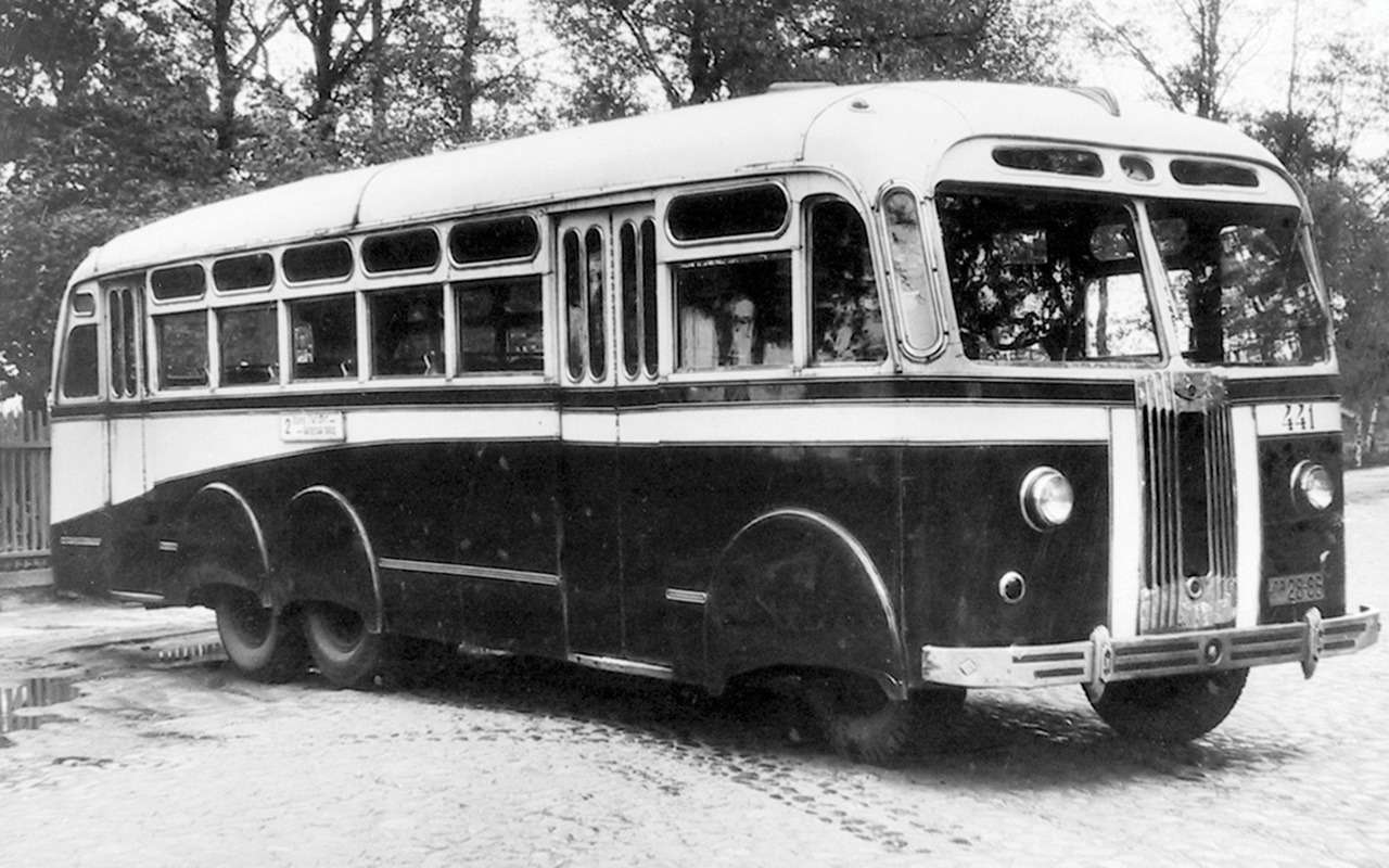 Автобусы, накоторых выникогда неездили— фото 868810