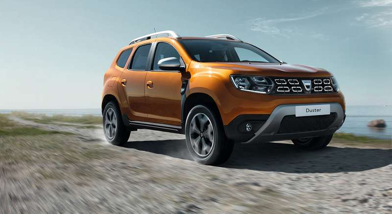 ВоФранкфурте официально представлен безусловно  новый «Renault Duster»