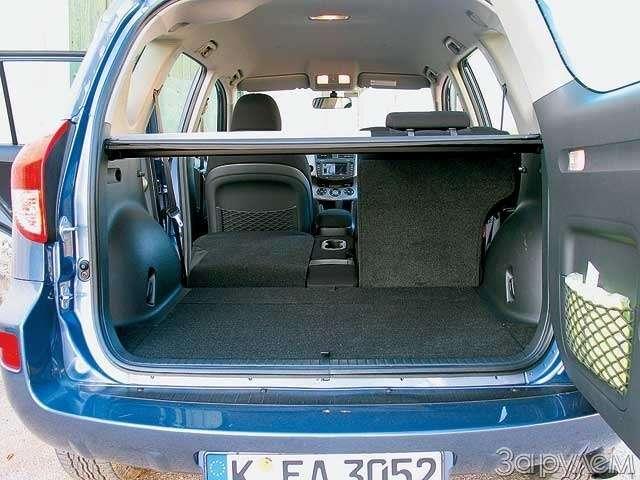 Toyota RAV4. Свет вокошке— фото 62642