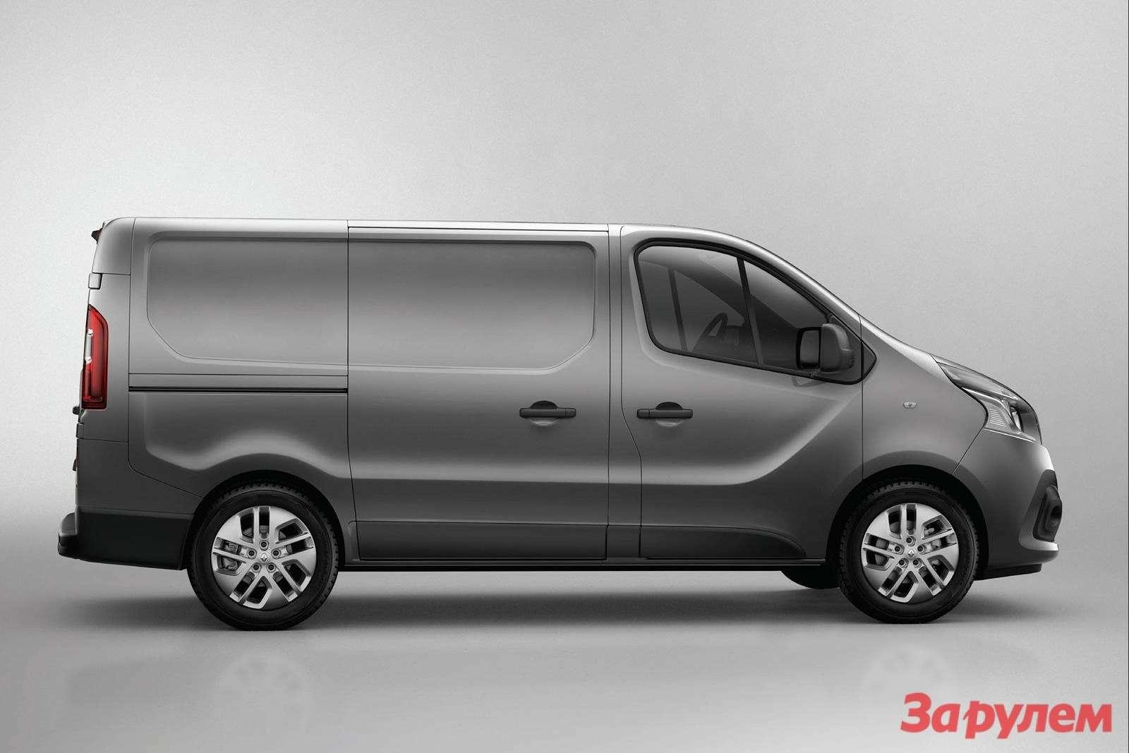 Новый Renault Trafic