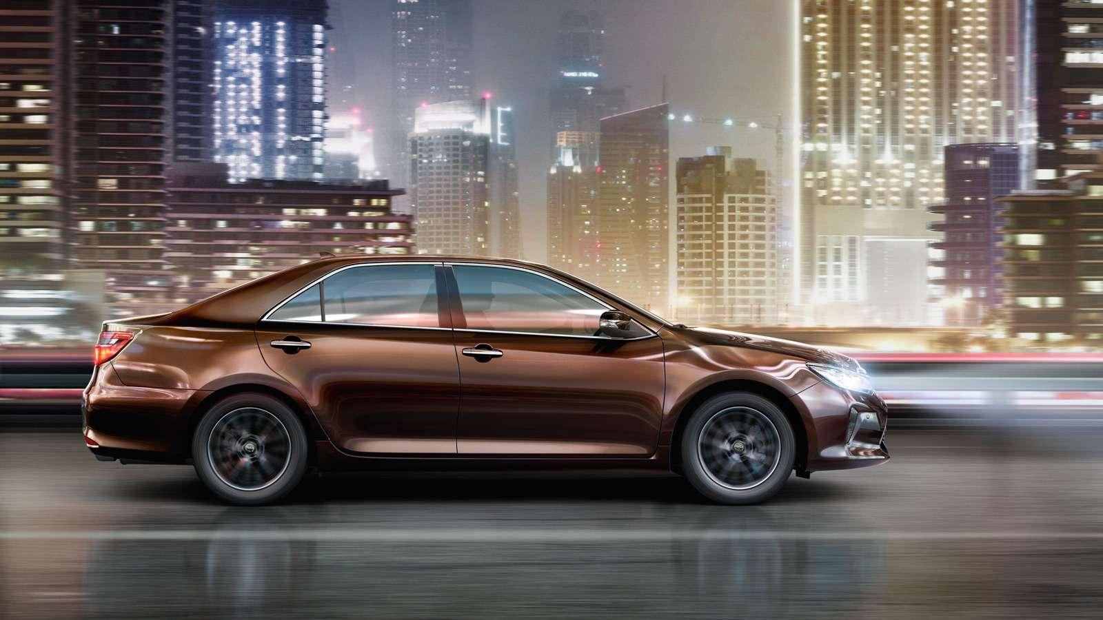 Hyundai Sonata или Toyota Camry— выбор ЗР— фото 811256