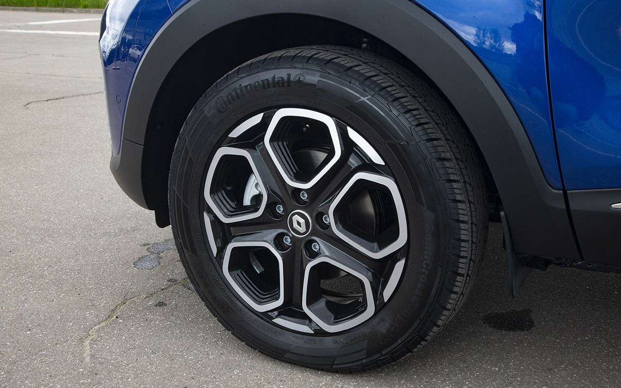 9 неудобных вопросов кобновленному Renault Kaptur— фото 1125446