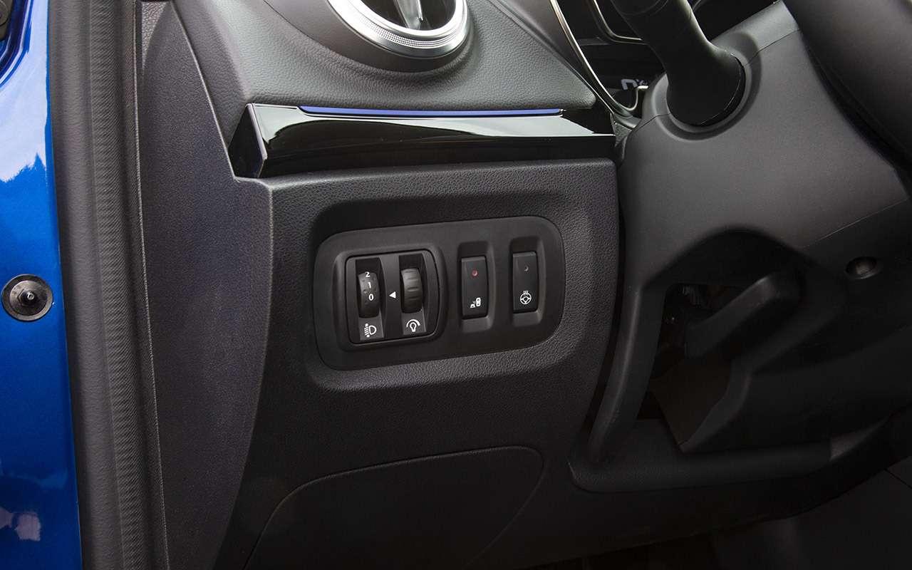 9 неудобных вопросов кобновленному Renault Kaptur— фото 1125440