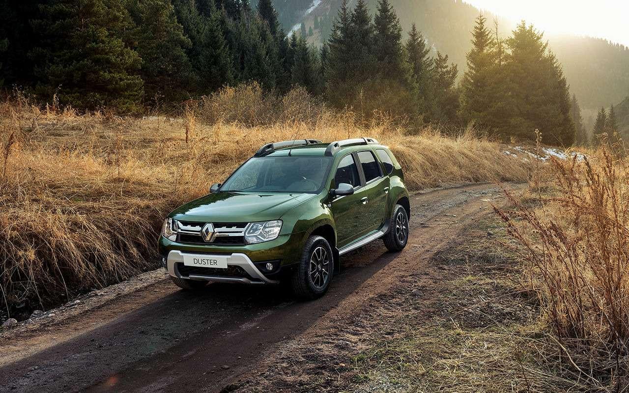 Renault Duster 2019: чем оннас удивит— фото 951208