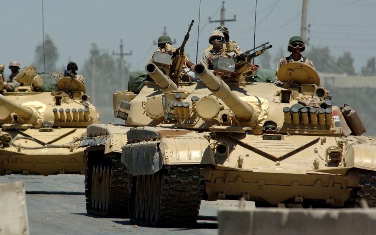 Донбасс, Чечня, Карабах...— боевой путь танка Т-72— фото 985581
