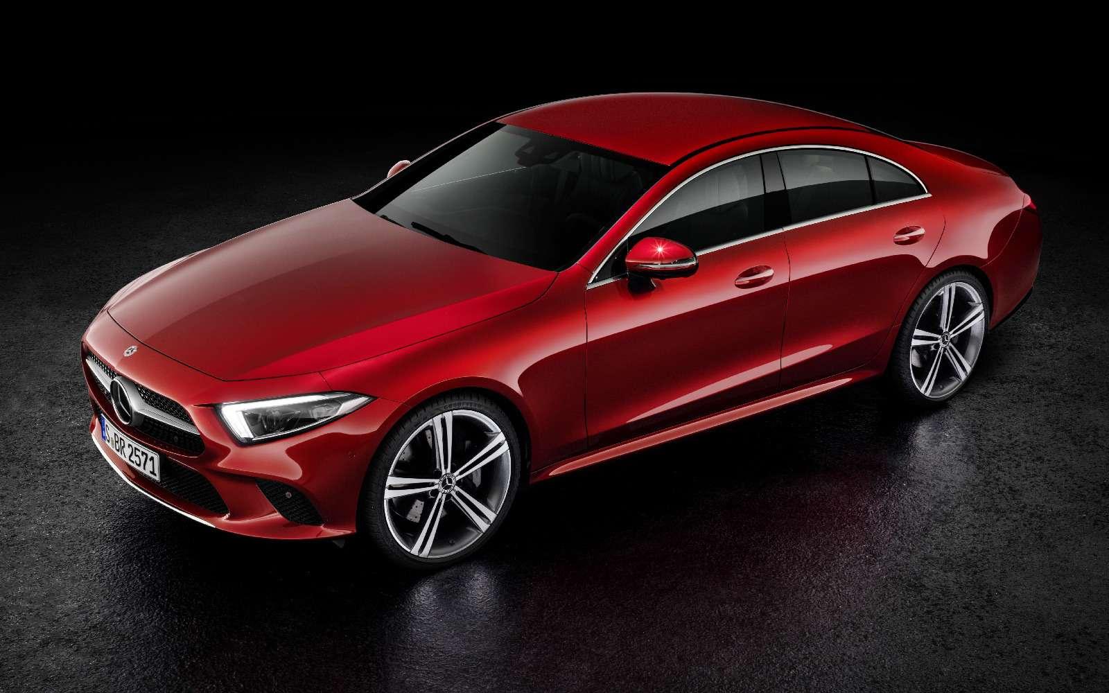 Новый Mercedes-Benz CLS: еще больше чувственности— фото 822029