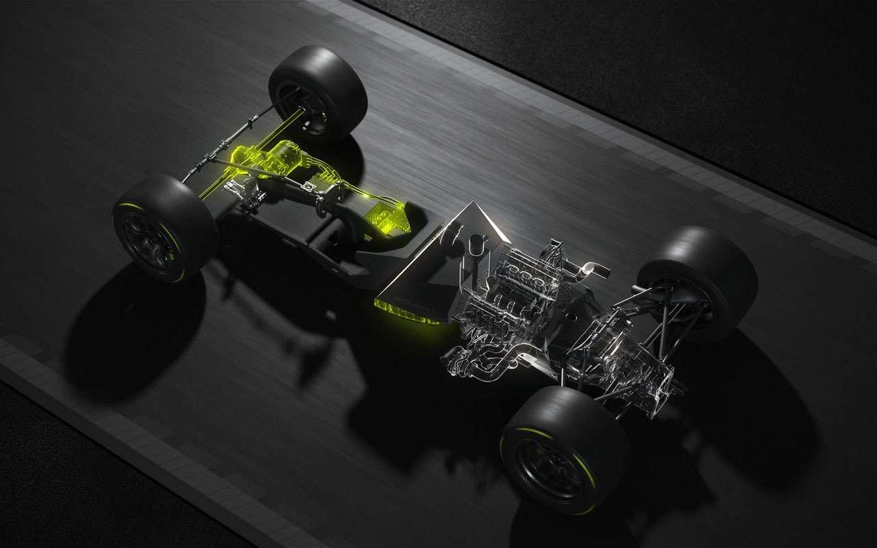 Гиперкар Peugeot получил мощность 952 л.с.— фото 1209256