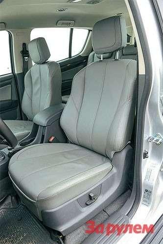 Сиденье  Chevrolet TrailBlazer