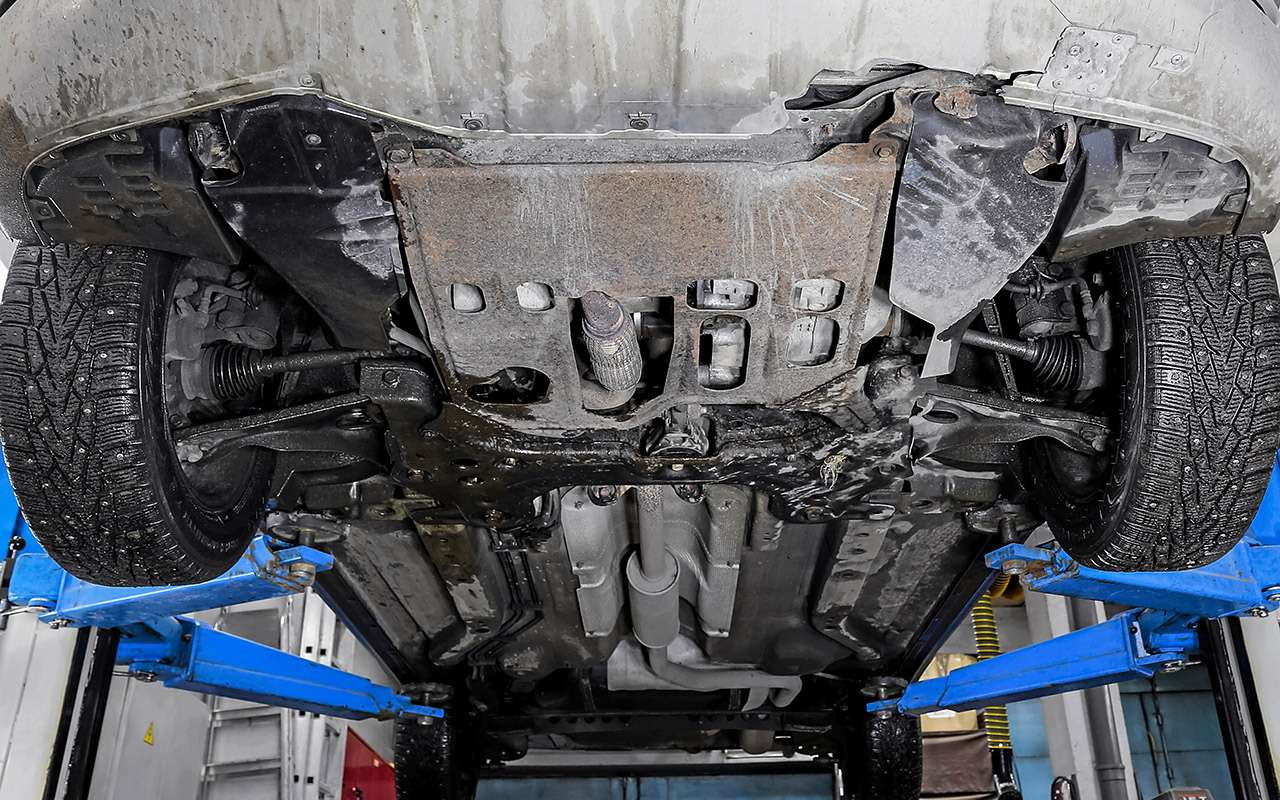 Chevrolet Cobalt иЛада Веста— большой тест— фото 1224465
