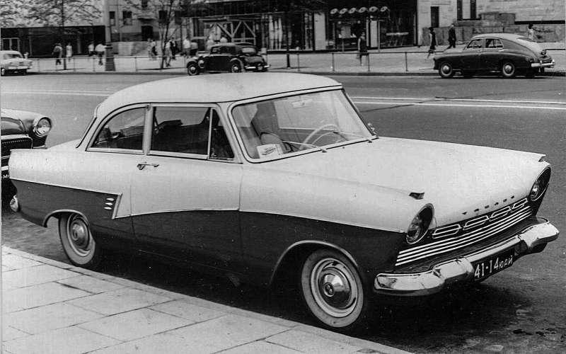 Ford Taunus 17M модели 1959 года
