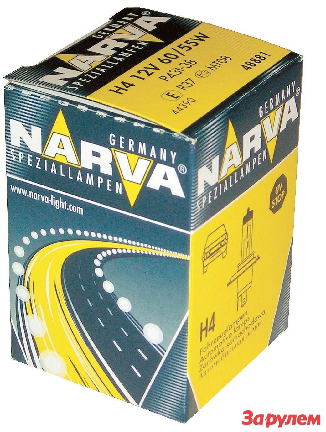 NARVA H4STANDARD 48881
