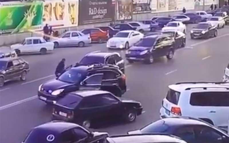 ВДагестане схвачен  лихач, неуступивший дорогу кортежу руководителя  МВД